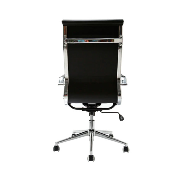 Cadeira Presidente Roma Preta