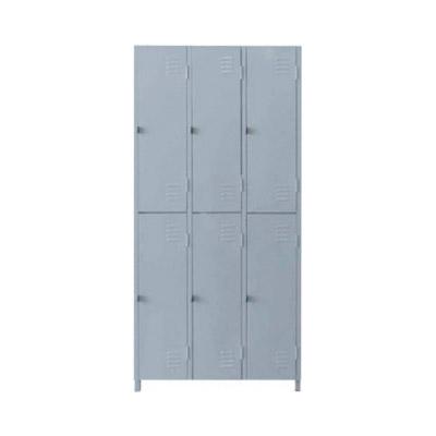 Roupeiro de Aço c/ 6 Portas