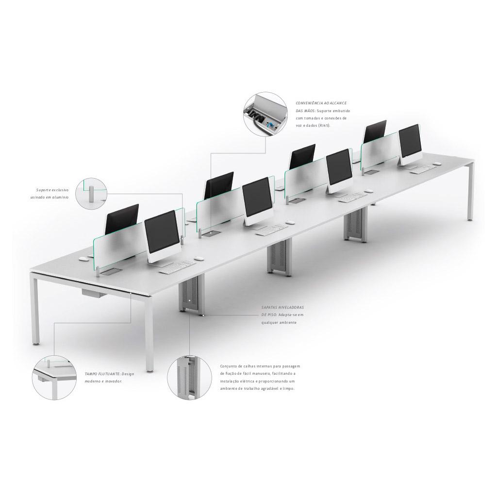 Plataforma de Trabalho - LINHA OP1
