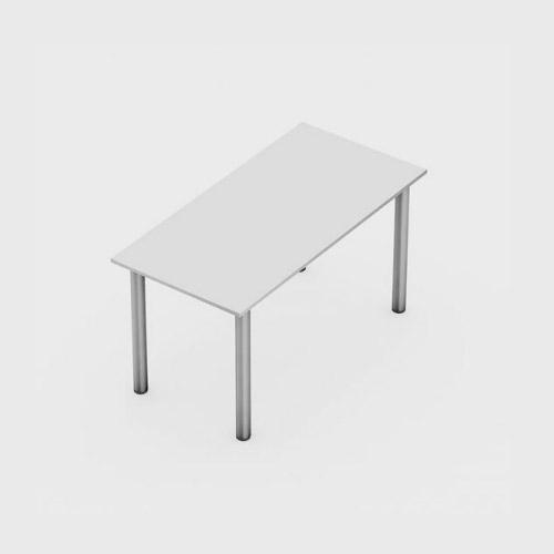 Mesa reta complemento trapezoidal
