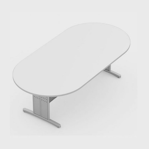 Mesa reunião oval