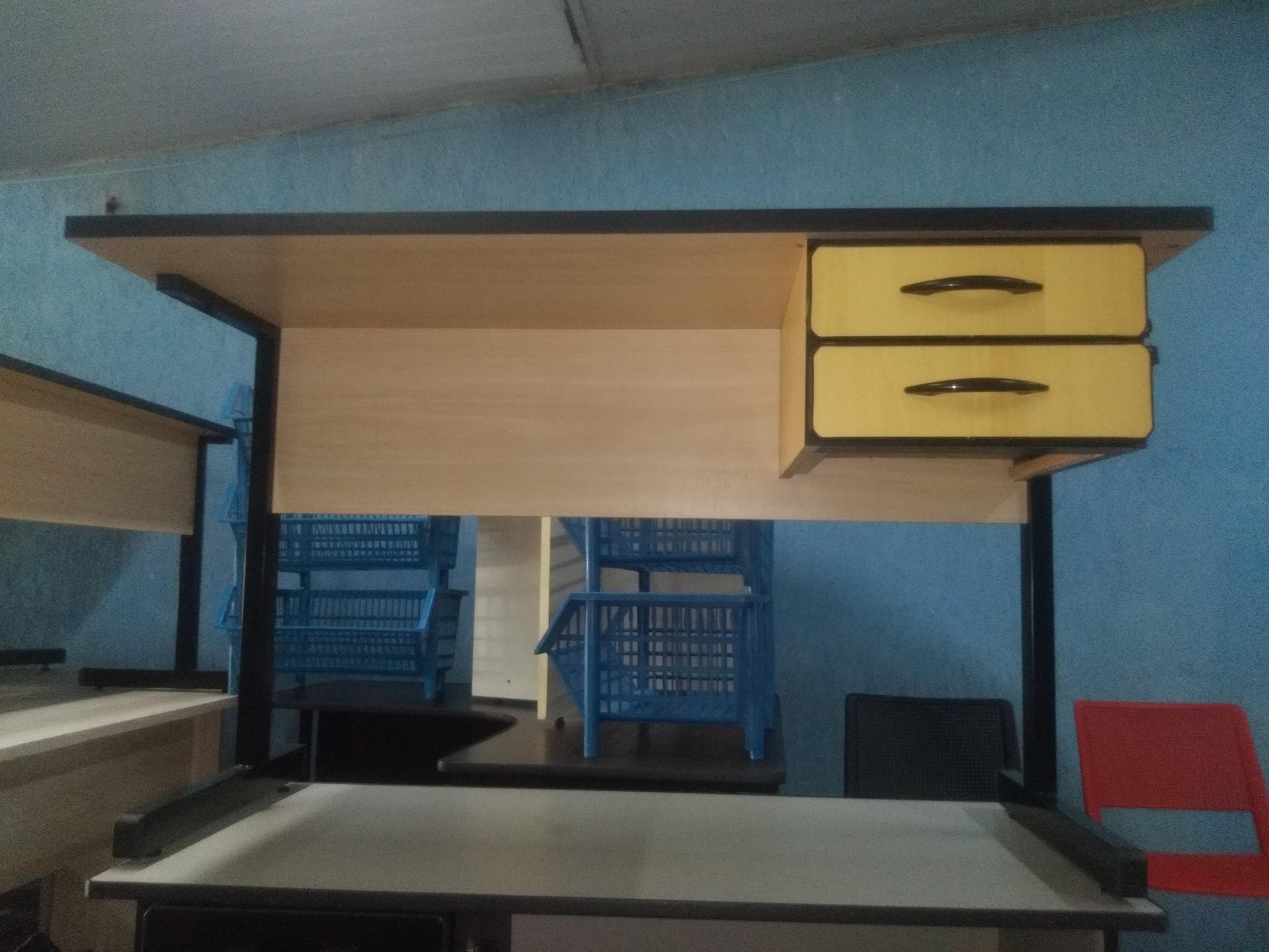 Mesa reta de 25 mm