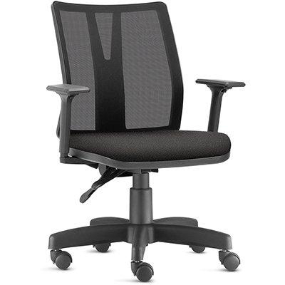 Cadeira Diretor Addit - Encosto em tela