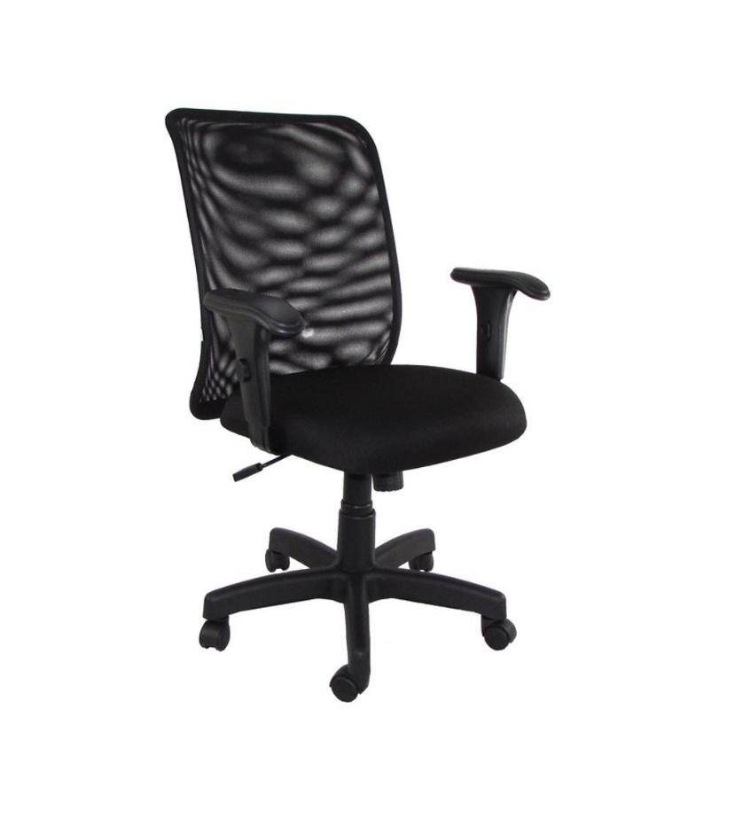 Cadeira Diretor Tela - Braço Reg.